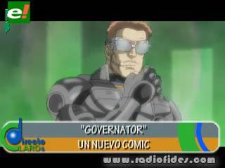 "Schwarzenegger, de Gobernador a ""Governator"""