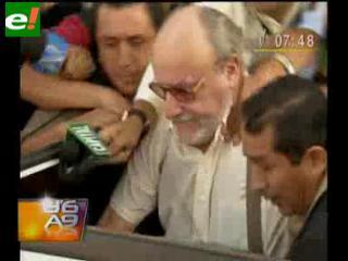 Ex Ministro de Fujimori, Hurtado Miller enfrenta pena de 15 años