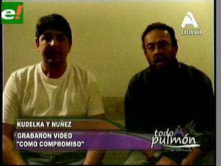 """Un video revela """"compromiso"""" entre Kudelka y Núñez del Prado"""