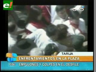 Tarija celebra su 194 aniversario en medio de enfrentamientos