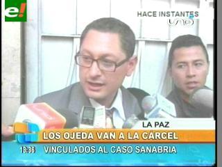 """Los hermanos Ojeda van a la cárcel por el caso """"Sanabria"""""""