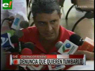 """Suarez denuncia que el Vicepresidente intenta """"tumbarlo"""""""