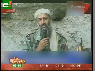 Arrojan el cuerpo de Osama al mar