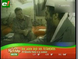 Osama Bin Laden dejó escrito testamento a sus hijos