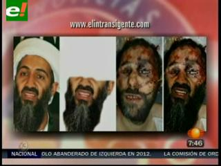 El montaje de la foto de Osama Bin Laden