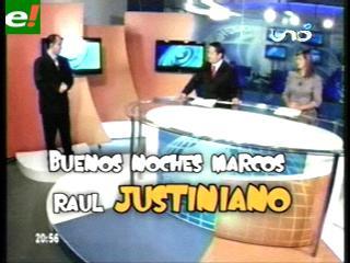El lapsus de Marco Chávez