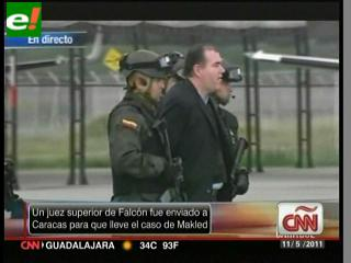 Narcotraficante Makled es presentado ante tribunales en Venezuela