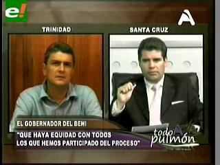 """Suárez: """"El Gobierno quiere las asambleas para cambiar a los gobernadores electos"""""""