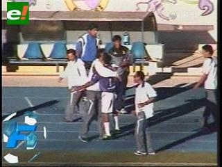 Real Potosí empata y pierde la punta del torneo liguero