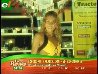 Abre la Exponorte 2011
