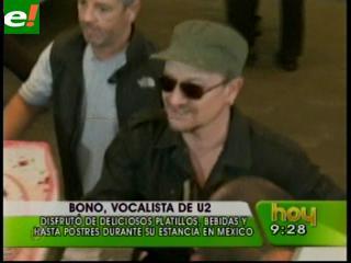 U2 se despide de México