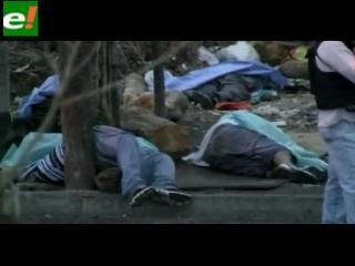 Guatemala decreta el estado de sitio por los narcos