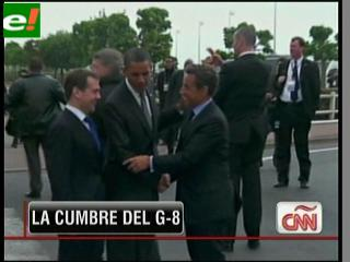 "La ""primavera árabe"" marca la cumbre del G-8 en Francia"