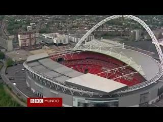 ¿Por qué es especial la final de Champions League en Wembley?