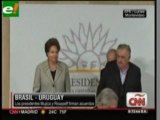 "Brasil ofrece ""seguridad"" energética a Uruguay"