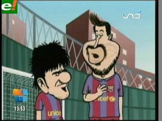 """La """"Loca"""" versión del Barcelona"""