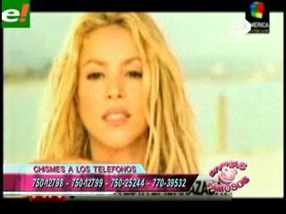 Shakira podría estar embarazada de Gerard Piqué