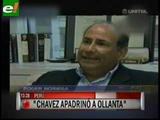 Denuncian que Ollanta recibió dinero de Chávez mediante Bolivia