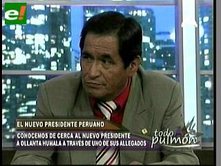 """Franz Solano: """"Perú no será obstáculo en la demanda marítima"""""""