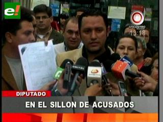 Diputados demandados por Suxo exigen respetar su derecho de fiscalizar
