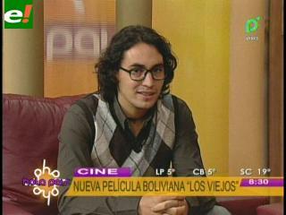 """Estrenan """"Los viejos"""", el filme """"más maduro"""" de Boulocq"""