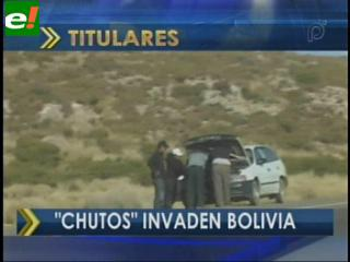 """Chutos"" invaden Bolivia"