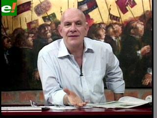 """Valverde: """"Obligar a hablar una lengua nativa para ocupar algún cargo es ridículo"""""""