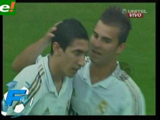 Real Madrid cierra gira asiática con goleada