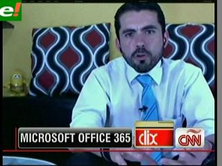 Microsoft presentó Office 365, su apuesta frente a Google Apps