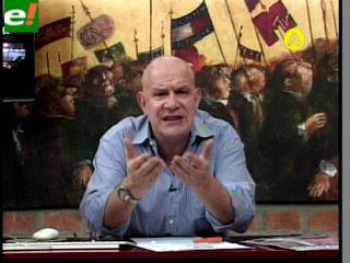 """Valverde: """"El discurso presidencial no se ajustó a la realidad"""""""