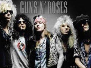 Confirman el mega show de Guns N' Roses en La Paz para el 12 de octubre