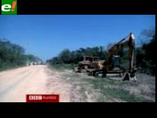 Bolivia: polémica por ruta que atraviesa tierras indígenas