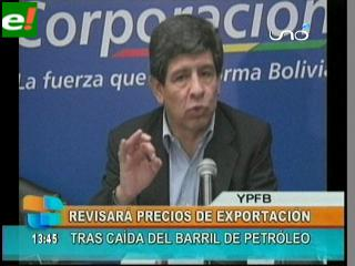 Bolivia revisará los contratos de gas de Brasil y Argentina