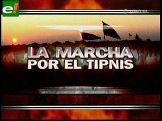 La marcha por el TIPNIS en debate