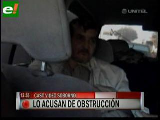 """Caso video soborno: Fiscalía acusa a """"El Viejo"""" por extorsión"""