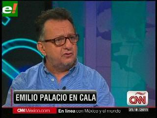 """Periodista Palacio dice su verdad: """"En Ecuador hay miedo, por eso la gente no habla"""""""