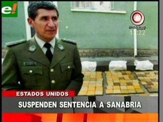 Juicio de Sanabria fue pospuesto para el 23 de septiembre