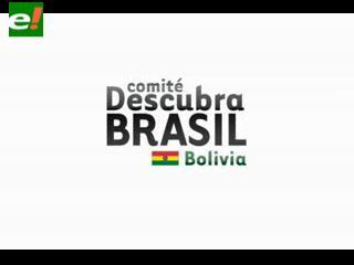 "Embajada brasileña lanzó la campaña turística ""Brasil te llama"""