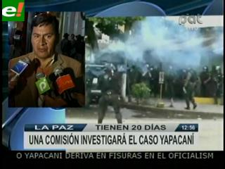 Comisión de DD.HH. de la Cámara Baja investigará muertes en Yapacaní