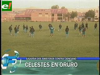 Bolívar afinará su estantería en Oruro hasta el lunes 23