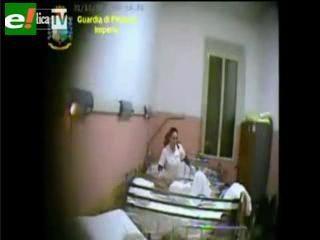 Captan en un video el infierno de 42 ancianos en un geriátrico italiano