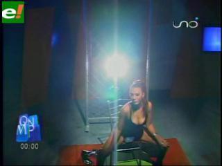 """El show de """"Strep Dance"""" en Que no Me Pierda"""