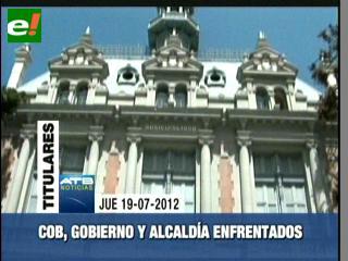 Gobierno y Alcaldía enfrentados por la Ley General del Trabajo