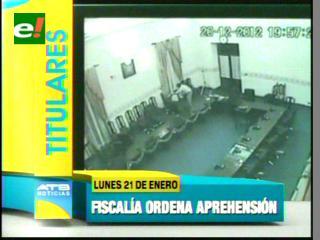Violación en la Asamblea Legislativa. Ordenan la captura de Alcibia y Humana