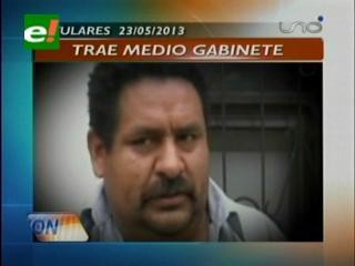Titulares: MAS traslada medio gabinete para recibir a Maduro y otras noticias