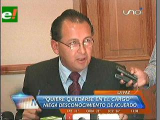 MSM frustra reelección de Omar Rocha en Concejo Municipal de La Paz