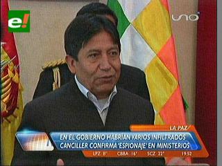 Morales dice que hay infiltrados, Dávila asegura que no y Choquehuanca señala que sí
