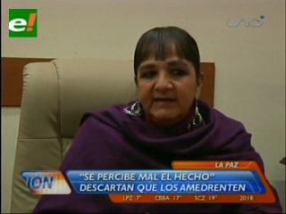 """Traslado de Rodas y Rivera. Oposición cree que es el """"modus operandi"""" del Gobierno para amedrentarlos"""