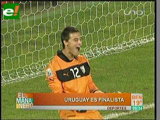 Uruguay y Francia definirán el título