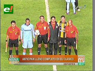 Bolívar anuncia el debut de Sánchez y Callejón